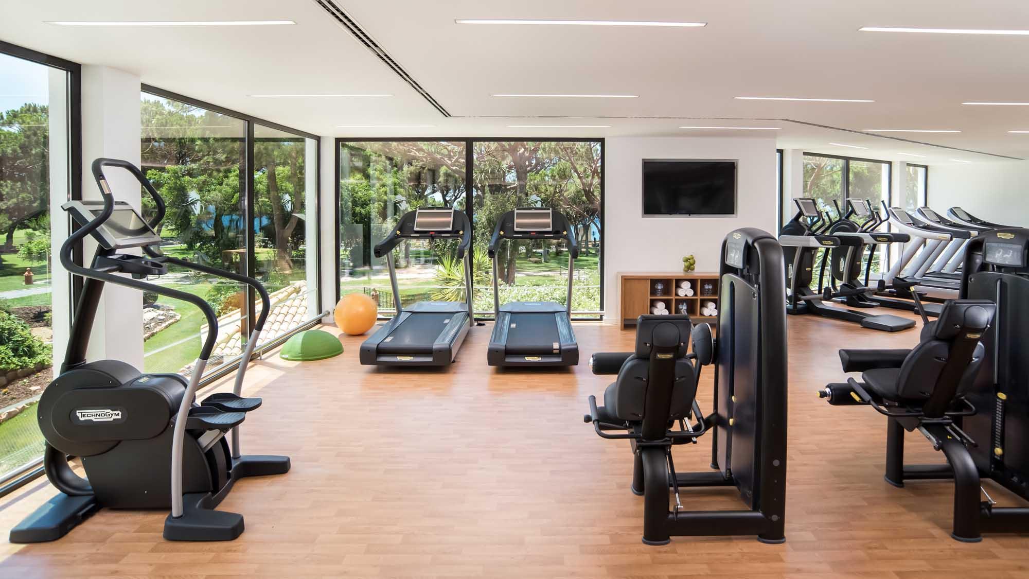 Amazing Pine Cliffs Goes Active Gym Pine Cliffs Interior Design Ideas Skatsoteloinfo