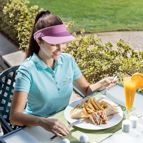 Midday Golf & Snack