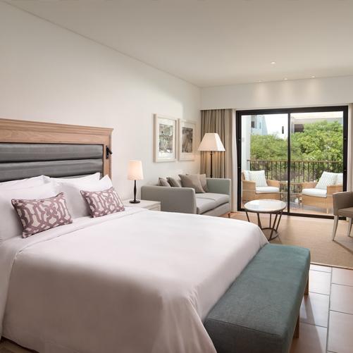 Pine Cliffs Ocean Suites Bedroom