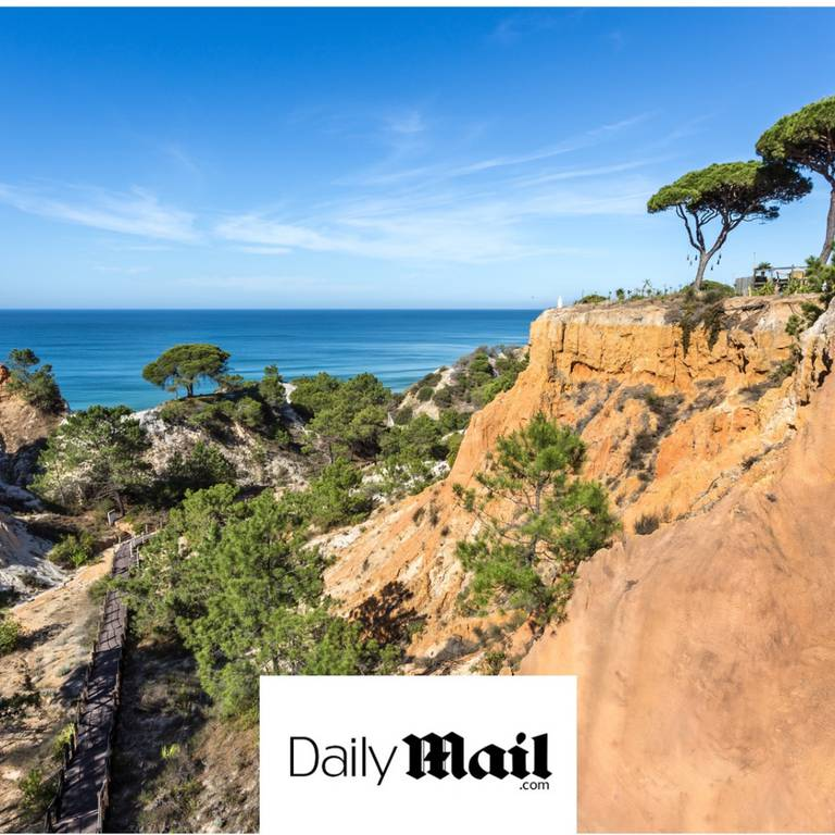 DAILY MAIL HIGHLIGHTS PINE CLIFFS RESORT AS A LUXURY DESTINATION FOR FAMILIES