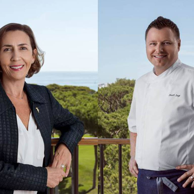 PINE CLIFFS RESORT ANNOUNCES NEW F&B AND HUMAN RESOURCES DIRECTORS