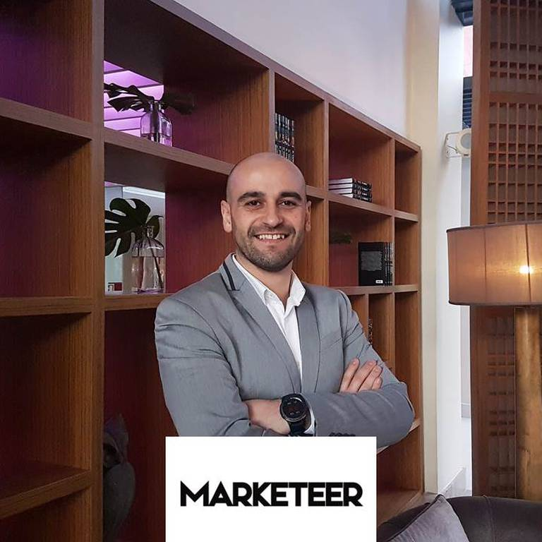MARKETEER INTERVIEWS BRUNO SILVÉRIO
