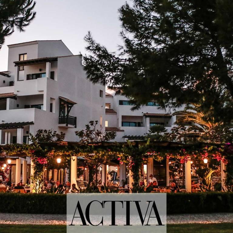 REVISTA ACTIVA VISITA PINE CLIFFS RESORT