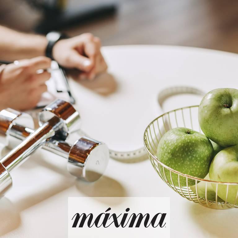SERENITY'S NUTRITIONIST SPEAKS ABOUT A BALANCED DIET IN MÁXIMA MAGAZINE