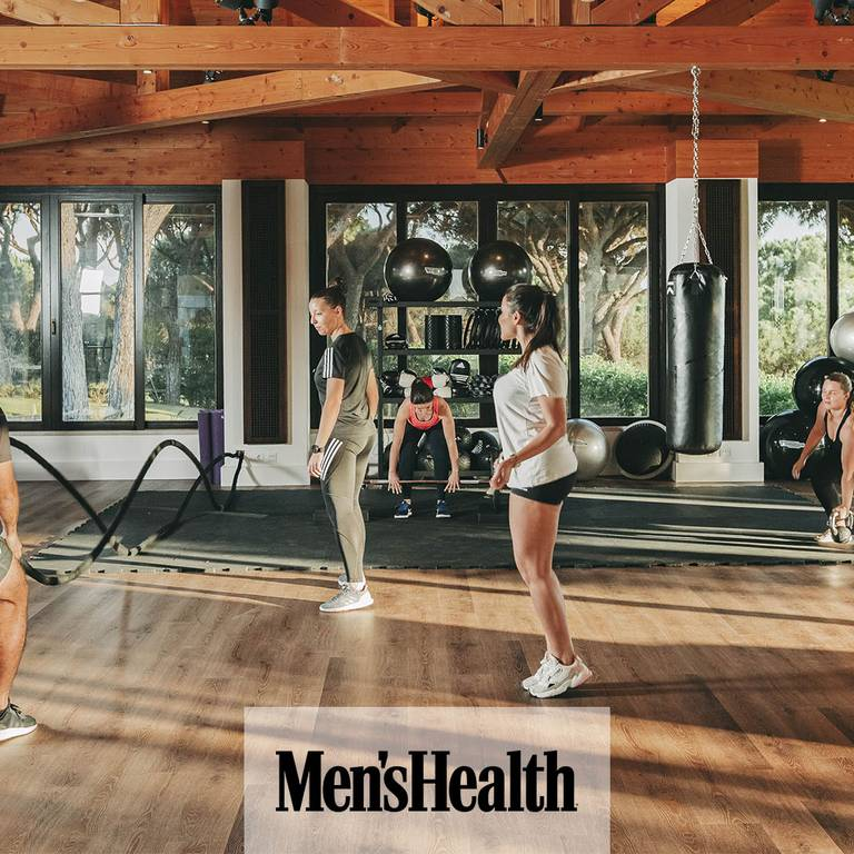 MEN'S HEALTH RECOMMENDS PINE CLIFFS RESORT FOR HOLIDAYS WITH EXERCISE AND WELLNESS