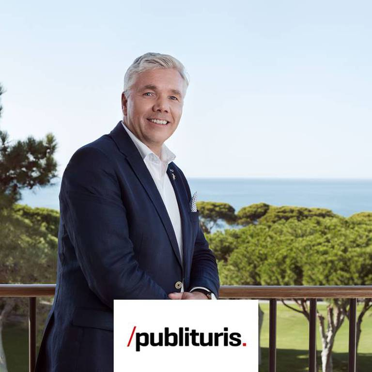 General Manager Thomas Schoen  interviewed for the Publituris