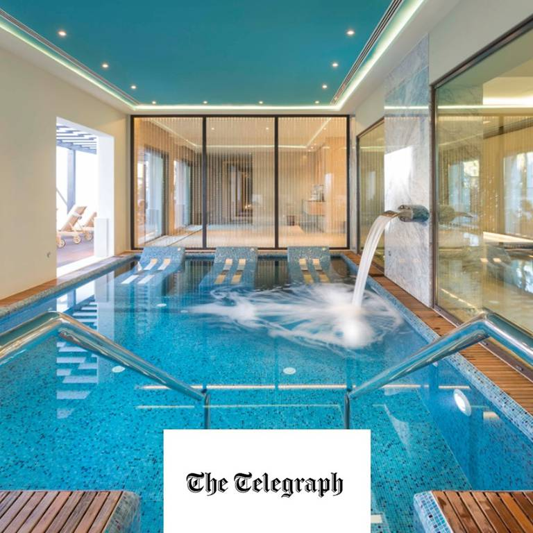 TELEGRAPH SPA SPY RECOMMENDS SERENITY
