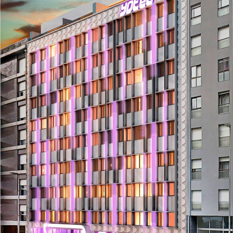 YOTEL ANNOUNCES ANOTHER EUROPEAN CITY HOTEL WITH FIRST PROPERTY IN PORTUGAL
