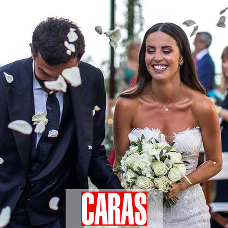 PORTUGUESE ACTRESS CHOSES PINE CLIFFS RESORT TO GET MARRIED