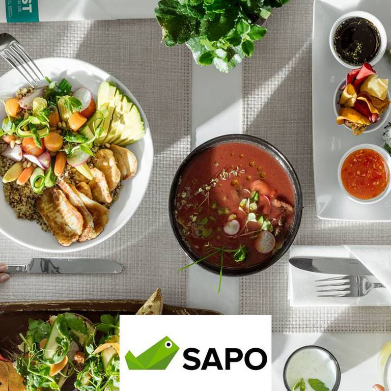 SAPO EXPERIENCES THE NEW CONCEPT OF HEALTHY EATING AT ZEST RESTAURANT