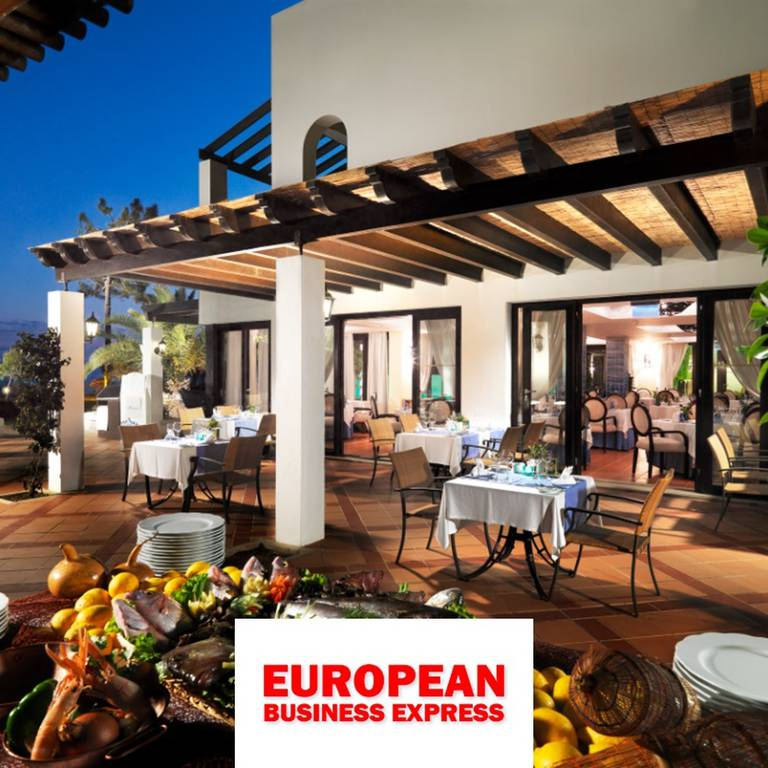 EUROPEAN BUSINESS EXPRESS IS SPEAKING ABOUT PINE CLIFFS RESORT