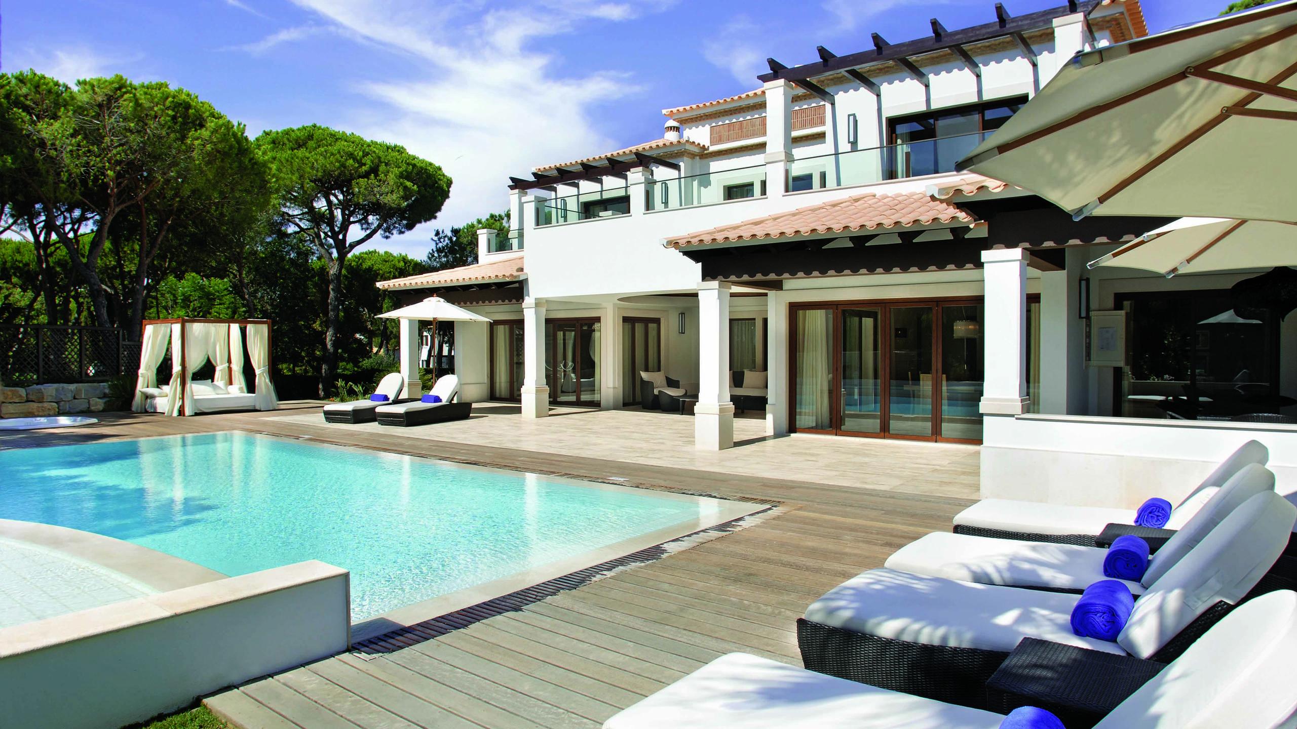 Villa S Interior Design 12: Deluxe Villas