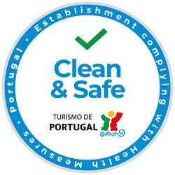 Selo Clean and Safe do Turismo de Portugal