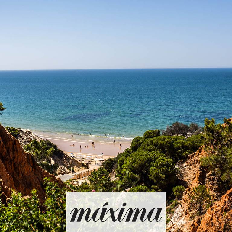 MÁXIMA REFERENCE PINE CLIFFS RESORT AS ONE OF THE BEST PORTUGAL CORNERS
