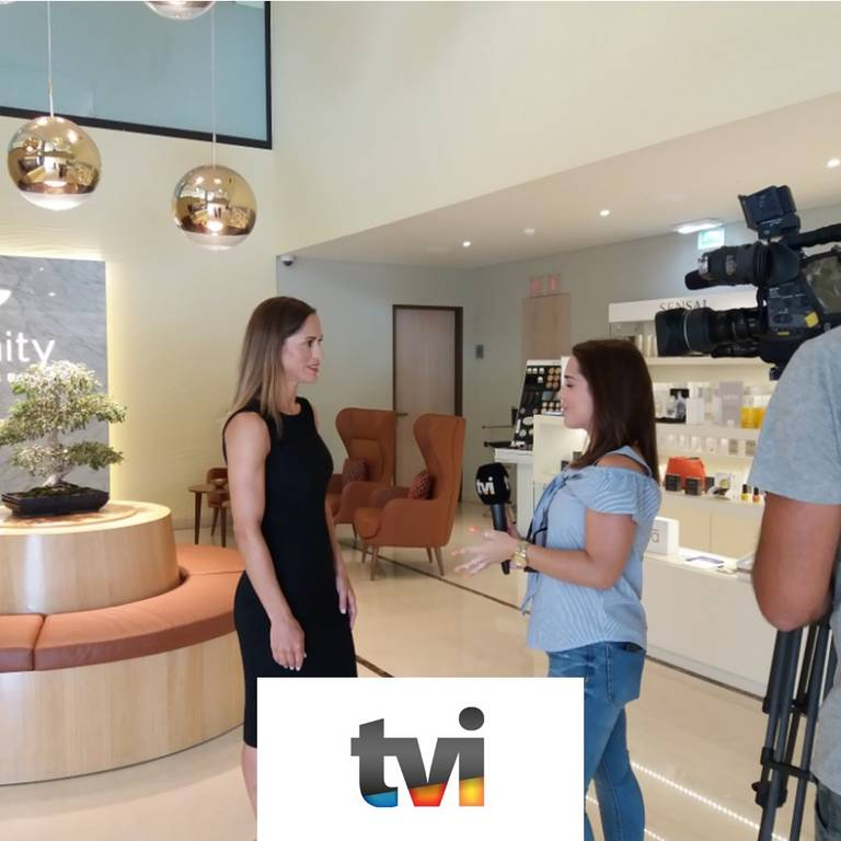 SENSES OF CASCAIS ON NATIONAL TELEVISION