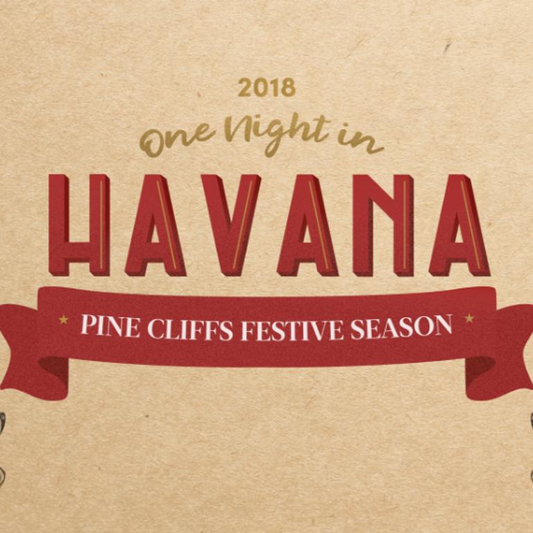 ONE NIGHT IN HAVANA - RÉVEILLON