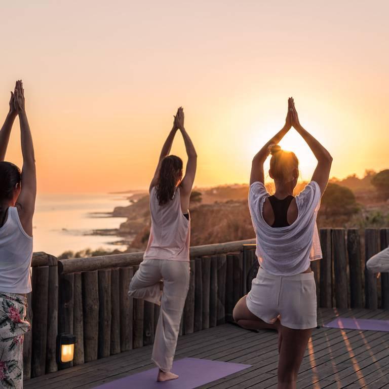 Special Sunset & Moonlight Yoga