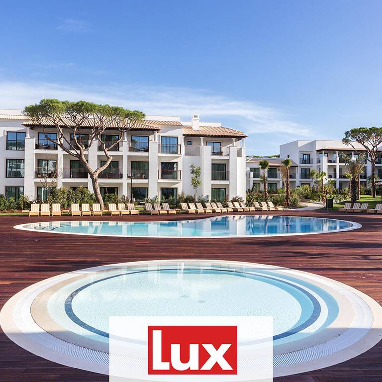 PINE CLIFFS GARDENS RECOMMENDED AS A DESTINATION BY LUX MAGAZINE