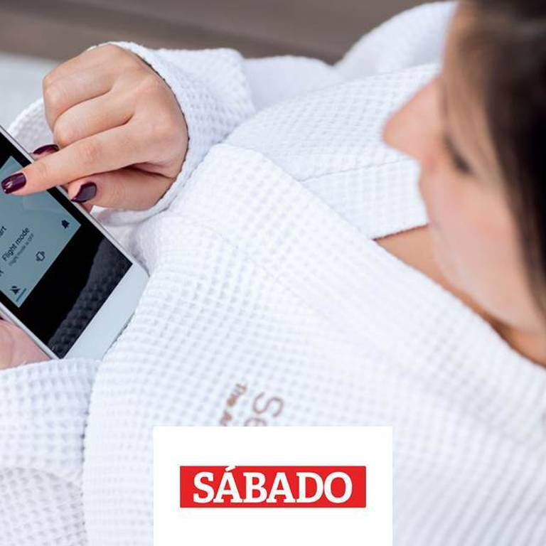 SÁBADO MAGAZINE REVIEWS DIGITAL DETOX