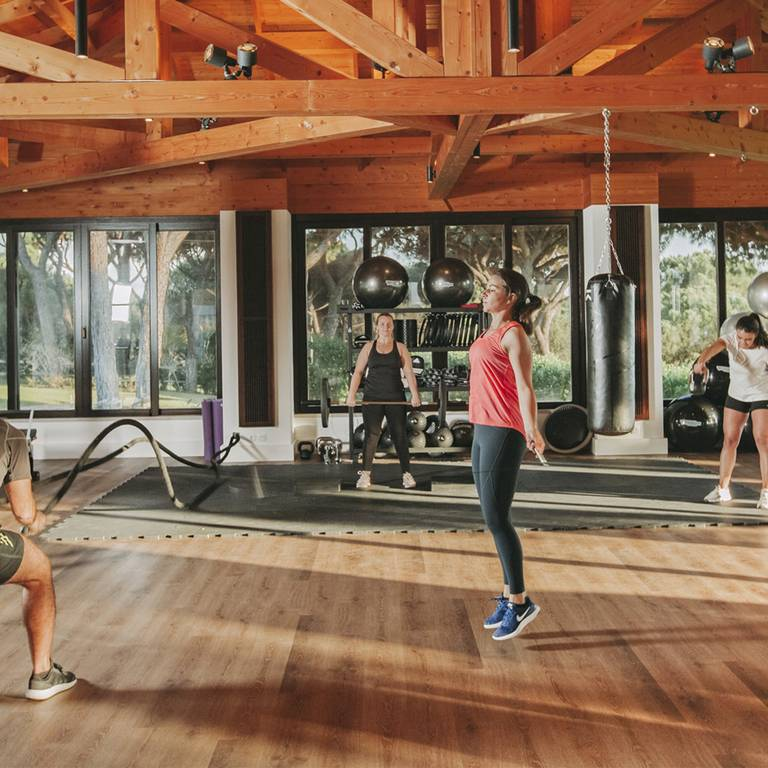 SERENITY CREATES FITNESS BRAND, ACTIVE BY SERENITY