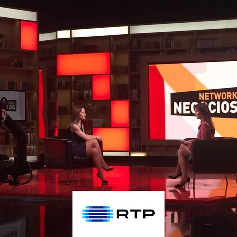 MARIA D'OREY INTERVIEWED BY NETWORK NEGÓCIOS