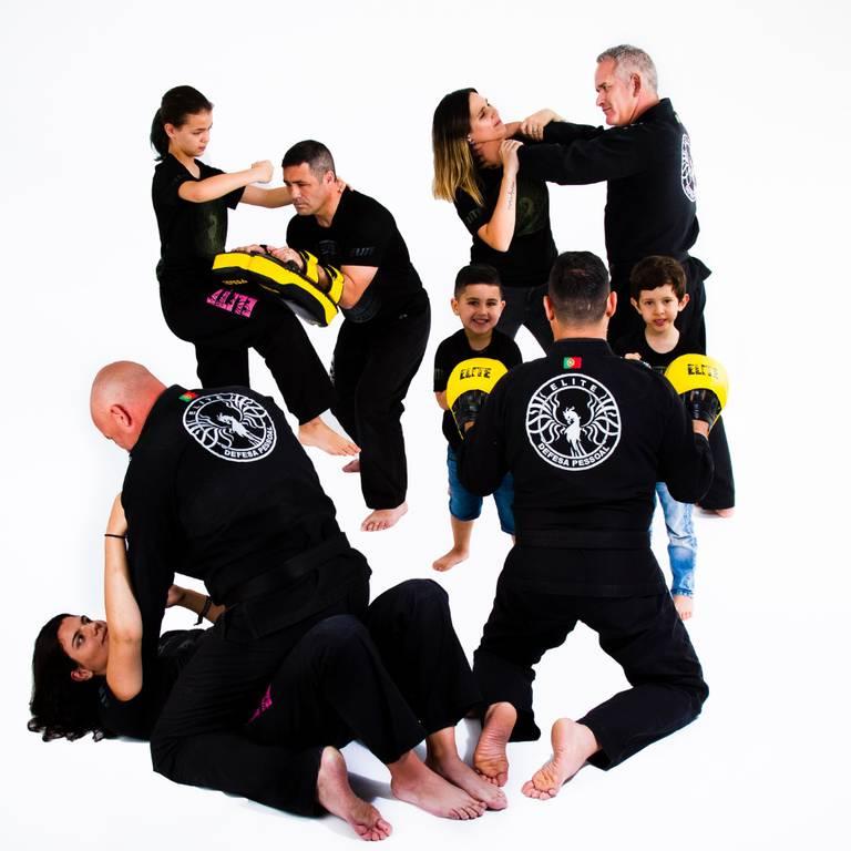Family Self Defense Workshop