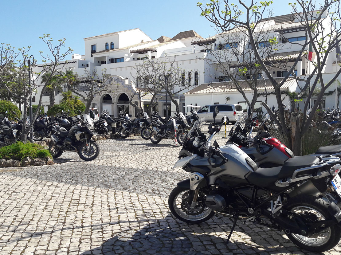 Estacionamento Hotel